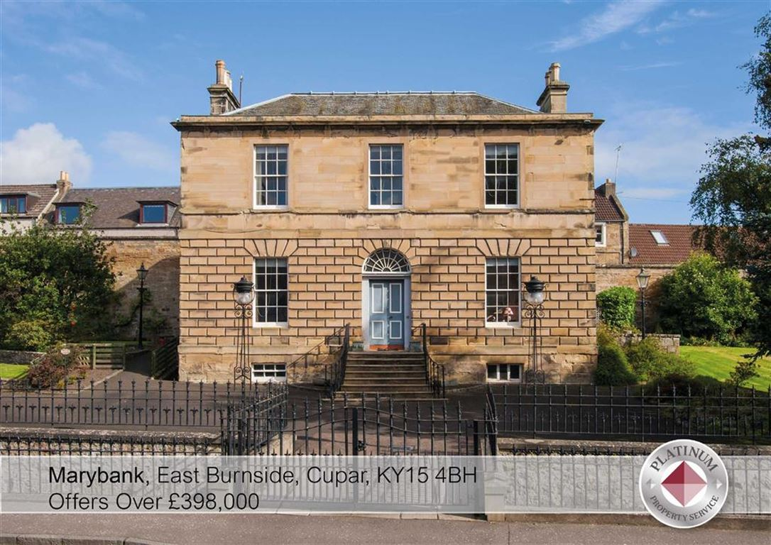 Marybank, East Burnside, Cupar, Fife, KY15