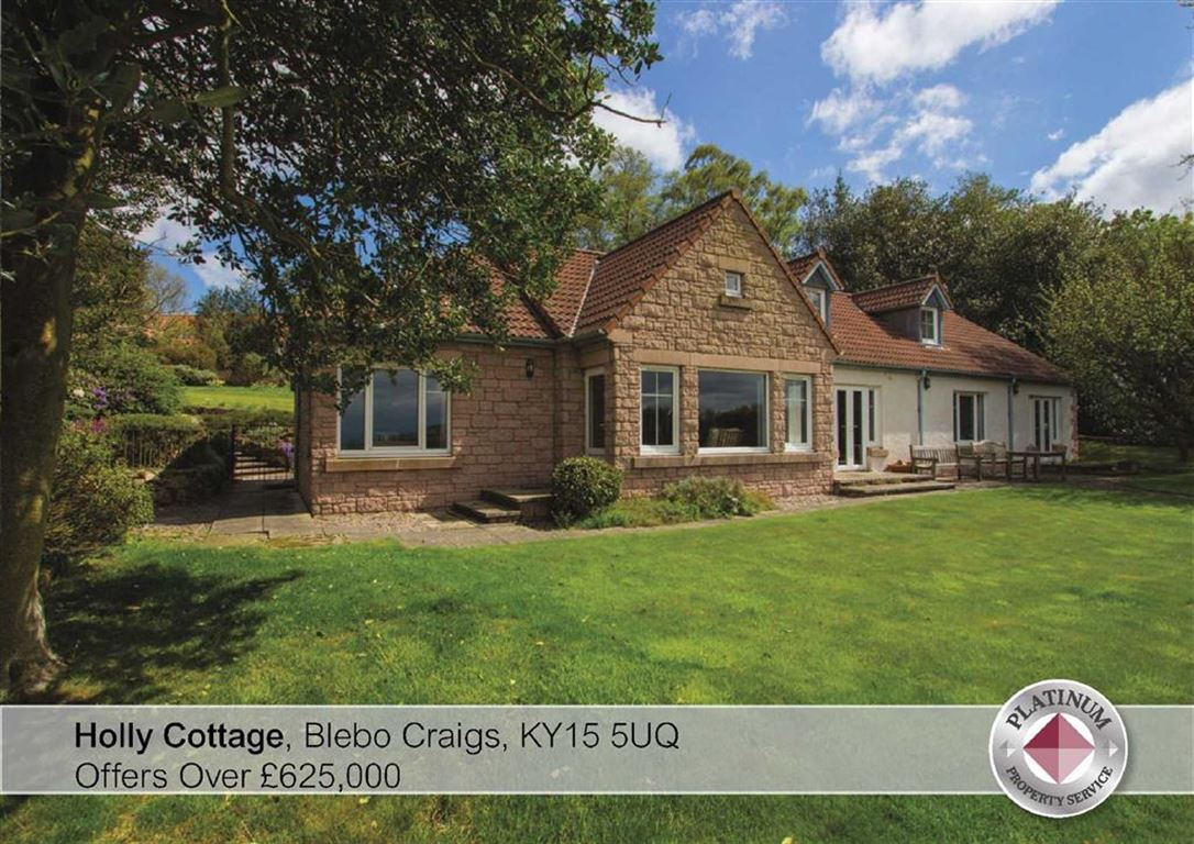 Holly Cottage, Blebo Craigs, Fife, KY15